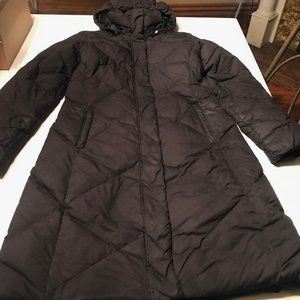 The North Face Miss Metro puffer parka coat Small